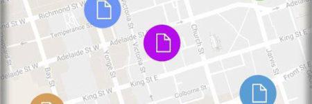 Map View</br>マップビュー