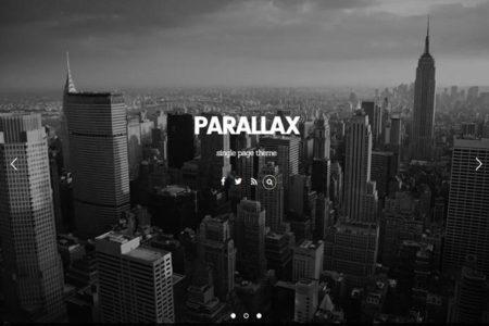 Parallax</br>パララックス